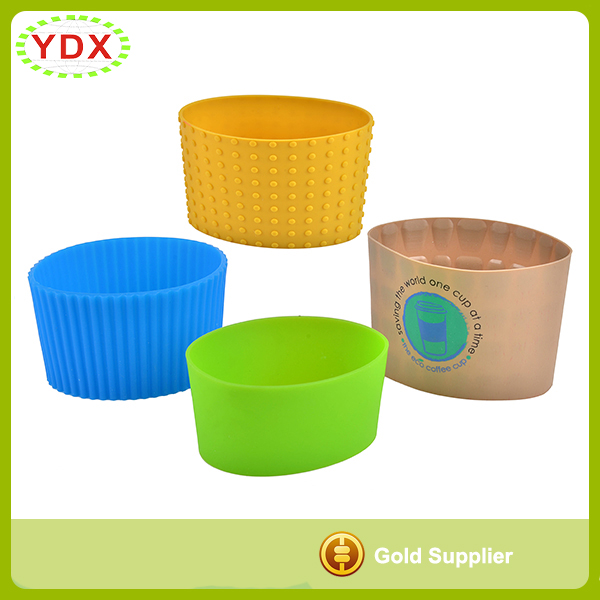 Silicone Coffee Cup Sleeve