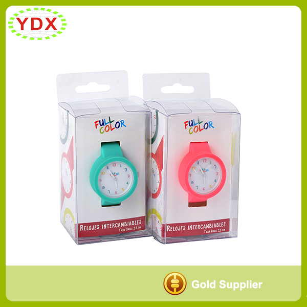 Silicone Kids Watches