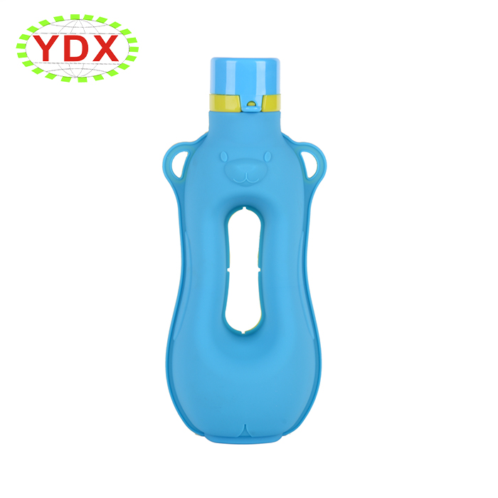 drinking silicone bottle