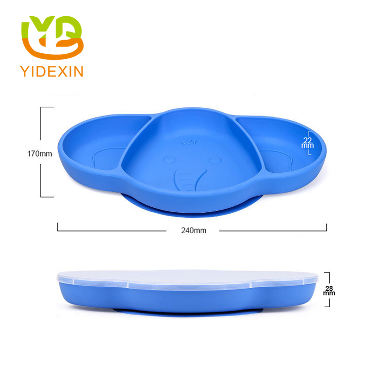 Silicone Dish For Baby