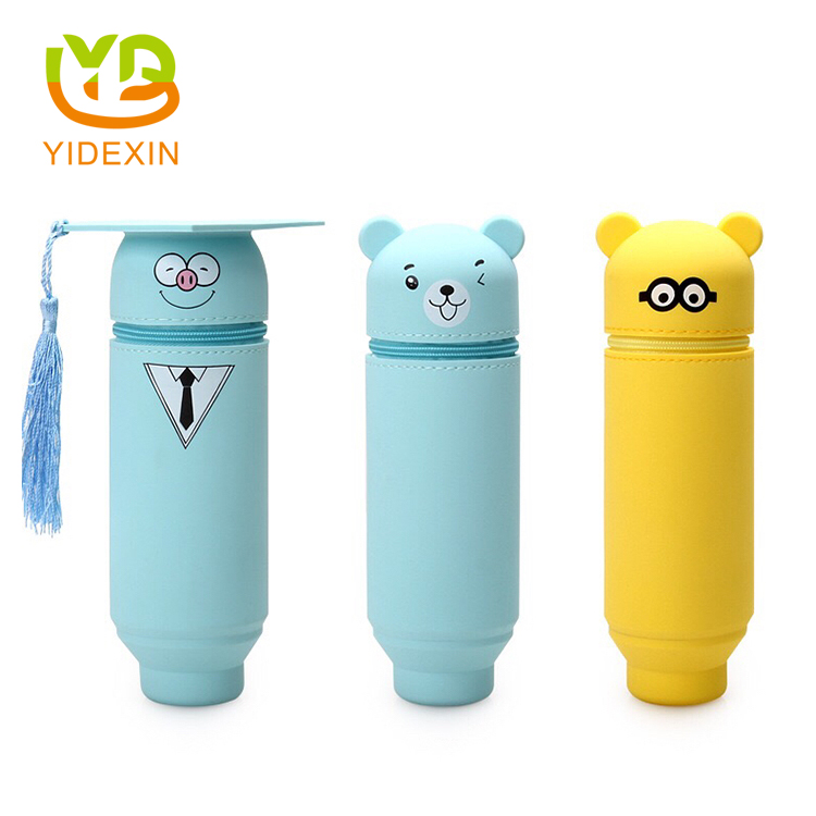 Fashion Silicone Pen Holder