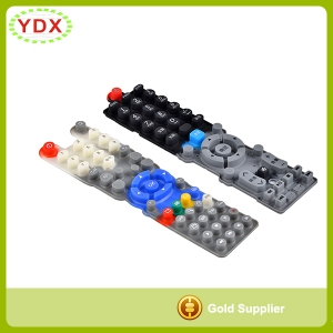 Remote Control Devices Silicone Keypad