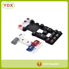Silicone Keypad For Air Conditioner