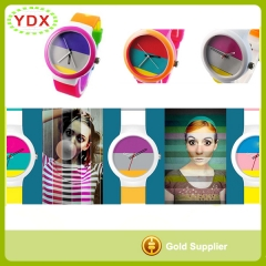 Lovely Girl's Rainbow Watches