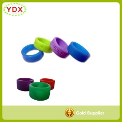 US standard size silicone wedding ring