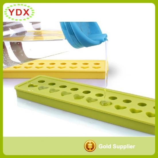 Storage Trays Foldable Silicone Ice