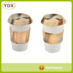 Silicone Cup Holder Airtight Cup Cover