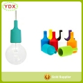 Colorful Silicone Pendant Lighting Lamp Covers