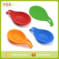 Silicone Spoon Rest Utensil Spatula Holder Kitchen Tools