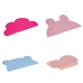North European Clouds Shape Waterproof Silicone Baby Placemat