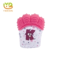 Hot Selling Silicone Baby Teething Mitten Glove Teether Toy
