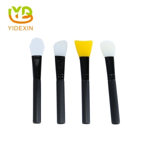 Soft Silicone Face Eye Facial Mask Brush