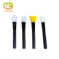 Popular DIY Soft Silicone Face Eye Facial Mask Brush