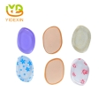 New Transparent Washable Makeup Beauty Silicone Sponge Puff