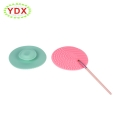 Silicone Cosmetics Beauty Makeup Brush Cleaning Mat/Pad