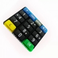 Silicone Rubber Keypad Carbon Bill  Manufacturer